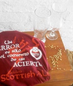 Remera Scottish Ale