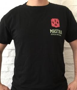 Remera con Logo Mastra